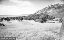 Dwygyfylchi, Golf Links c.1960