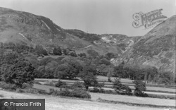 Dwygyfylchi, Mountains And Pass 1948