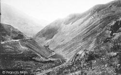 Dwygyfylchi, Sychnant Pass 1887