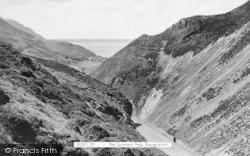 Dwygyfylchi, The Sychnant Pass c.1955