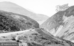 Dwygyfylchi, The Sychnant Pass c.1960