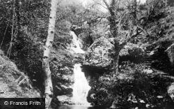 Dwygyfylchi, Upper Fairy Falls c.1950