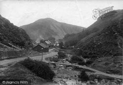 Dwygyfylchi, Valley, Entrance To Fairy Glen 1913