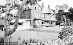 Dyffryn Ardudwy, Cadwgan 1958
