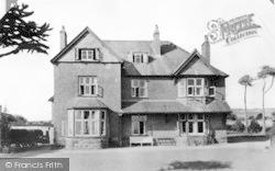 Dyffryn Ardudwy, Cadwgan Convalescent Home 1955