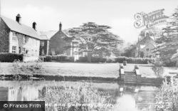 Dyffryn Ardudwy, Cors Y Gedol Hall And Gateway c.1955