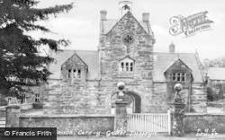 Dyffryn Ardudwy, Cors Y Gedol, The Clock House c.1955