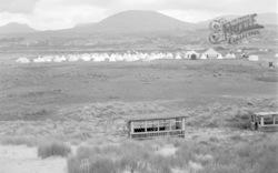 Dyffryn Ardudwy, General View Of The Camp Site 1951