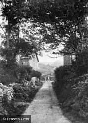 Glasfryn Lane c.1935, Dyffryn Ardudwy