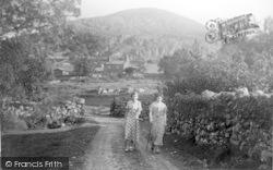 Dyffryn Ardudwy, Moelfre From Nantcol Road c.1930