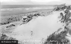 Dyffryn Ardudwy, Snowdon Range And Seashore c.1955