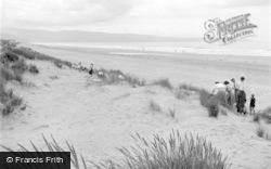Dyffryn Ardudwy, The Beach 1951