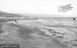 Dyffryn Ardudwy, The Beach 1955