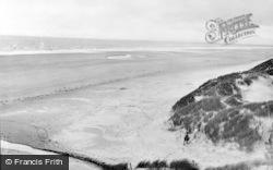 Dyffryn Ardudwy, The Beach c.1935
