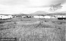 Dyffryn Ardudwy, The Carvan Site 1956