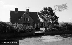 The House, Dyffryn Seaside Estate 1965, Dyffryn Ardudwy