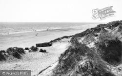 Dyffryn Ardudwy, The Sand Dunes 1955