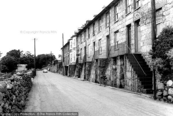 Photo of Dyffryn Ardudwy, the Terrace 1963