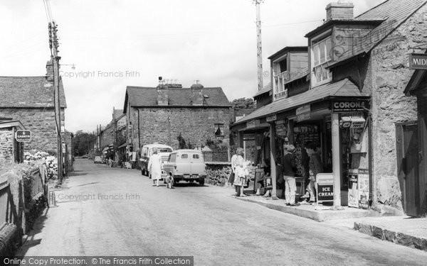 Photo of Dyffryn Ardudwy, the Village 1964