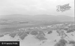 Dyffryn Ardudwy, View From The Sand Dunes 1951