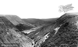 Dylife, Pennant Valley c.1955