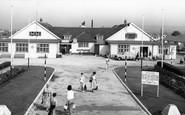 Dymchurch, Beach Holiday Centre c1960