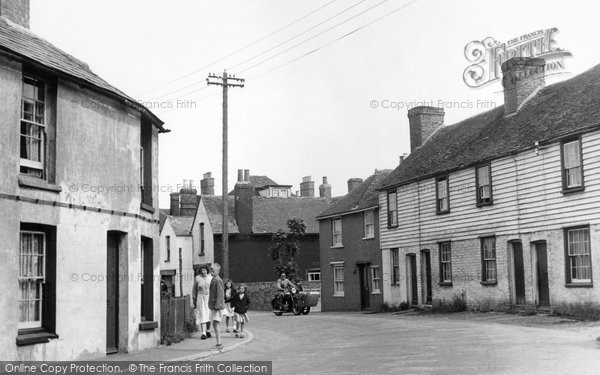 Dymchurch, Eastbridge Road c.1955