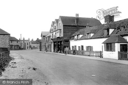 Dymchurch, High Street 1921