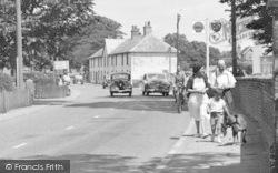 Dymchurch, High Street c.1955