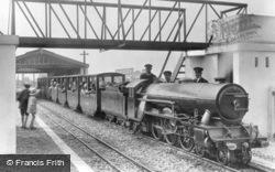 Dymchurch, Light Railway Station 1927