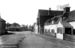 Dymchurch, Main Road 1903