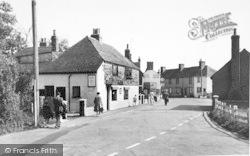 Dymchurch, Mill Road c.1955