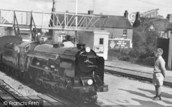Dymchurch, Northern Chef, The Romney, Hythe And Dymchurch Light Railway c.1955
