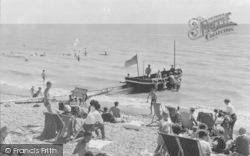 Dymchurch, Pleasure Boat Trips c.1960