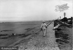 Dymchurch, Sands 1921