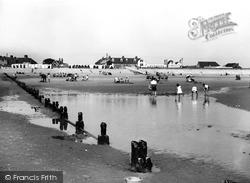 Dymchurch, Sands 1927
