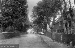 Dymchurch, The Avenue 1903