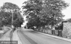 Dymchurch, The Avenue c.1955