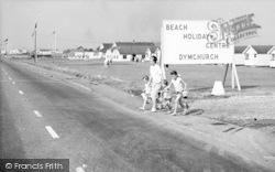 Dymchurch, The Beach Holiday Centre c.1960