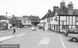 Dymchurch, The High Street c.1960