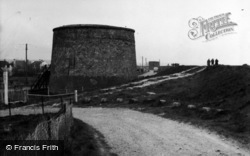 Dymchurch, The Martello Tower 1954