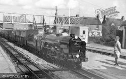 Dymchurch, The Romney, Hythe And Dymchurch Light Railway c.1955