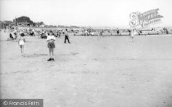Dymchurch, The Sands c.1955