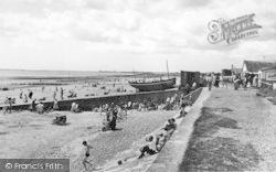 Dymchurch, The Seafront c.1955