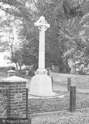 Dymchurch, War Memorial 1921