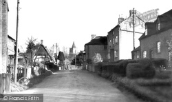 Dymock, The Village c.1955