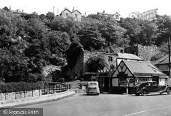 Dyserth, Falls Entrance c.1955
