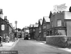 High Street c.1965, Dyserth