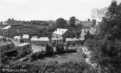 Dyserth, Lower Village c.1955
