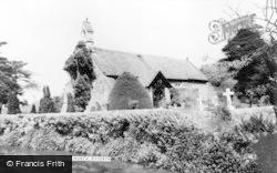 Dyserth, The Church c.1960